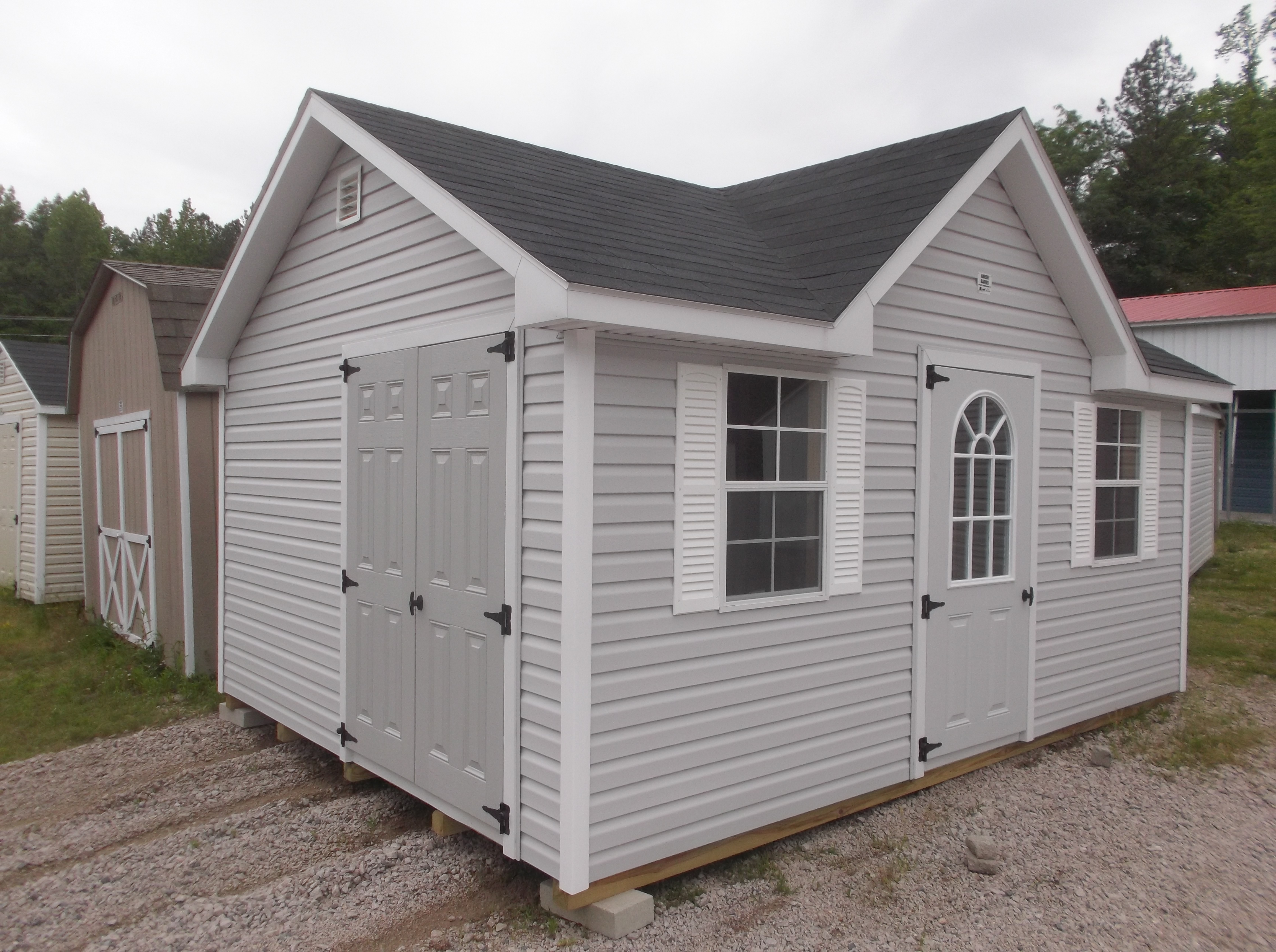 sheds truck nc raleigh leonard save buildings accessories and storage